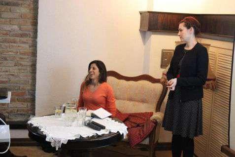 Rozmowa Urszuli Orlińskiej-Frymus z Ori Grotas (mieszkanką kibucu Allonim i studentką PUM-u)