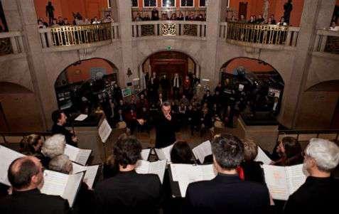 Koncert Chóru Ton Art (dyrygent Andrzej Potapczuk)