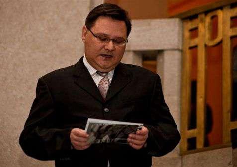 Dr Dariusz Kacprzak (Zastępca Dyrektora ds. naukowych MNS)