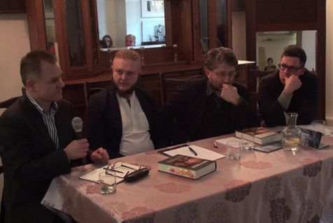 "Discussion on Timothy Snyder's book ""Black Earth: the Holocaust as History and Warning"" (2)"