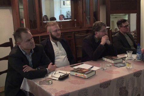 "Discussion on Timothy Snyder's book ""Black Earth: the Holocaust as History and Warning"" (3)"