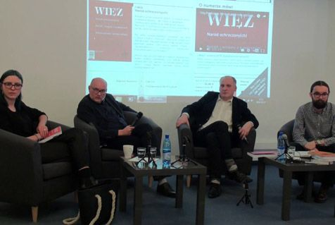 "Presentation of monographic issue of ""The Bond"" quarterly entitled ""Polish Art, Art of Poland"" (2)"