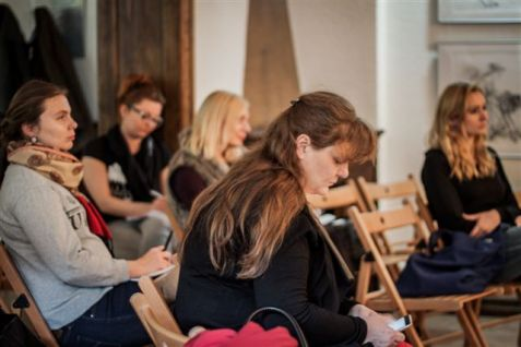 """Konferencja prasowa przed Adlojadą """"Kultura i profanacje"""", 2016"""