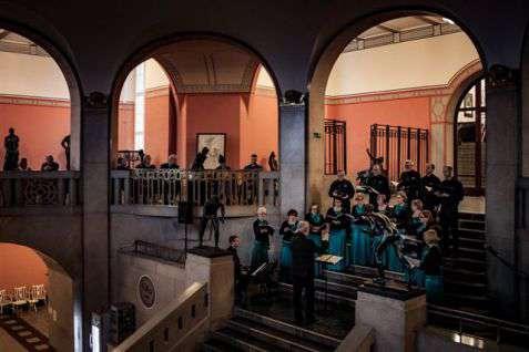 """Koncert """"Muzyka bez granic"""" w wykonaniu Chóru Okręgowej Izby Lekarskiej """"Remedium"""" (dyrygent prof. Ryszard Handke)"""