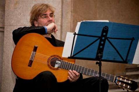 Koncert Duo Chalil (Peter Müntel, Ralf Winkelmann)